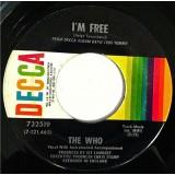 "The Who - I´m Free 7"""