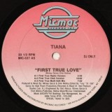 Tiana - First True Love 12""