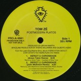 Tom Zé - Postmodern Platos Remixes 12''