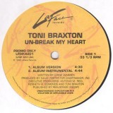 Toni Braxton - Un-Break My Heart 12""