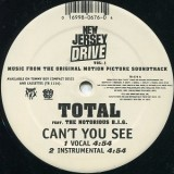Total - Can´t You See 12""