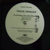 """Tracie Spencer - It´s All About You 12"""""""