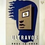 Ultravox - Rage In Eden LP