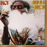 U-Roy - Dread In A Babylon LP