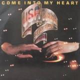 USA European Connection - Come Into My Heart LP