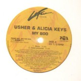Usher & Alicia Keys - My Boo 12""
