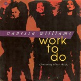 Vanessa Williams - Work To Do 12""