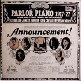 V/A - Parlour Piano 1917-27 Blues And Stomps From Rare Piano Rolls LP
