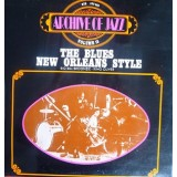 V/A - The Blues New Orleans Style LP