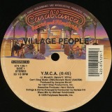 "Village People - YMCA / Macho Man 12"""