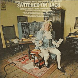 Walter Carlos - Switched On Bach LP