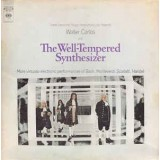 Walter Carlos - The Well-Tempered Synthesizer LP