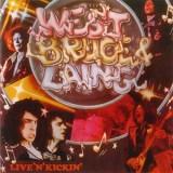 West Bruce & Laing - Live N Kickin LP