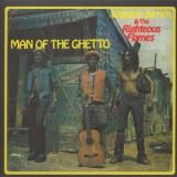 Winston Jarrett - Man Of The Ghetto LP