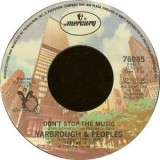 """Yarbrough & Peoples - Don´t Stop The Music 7"""""""