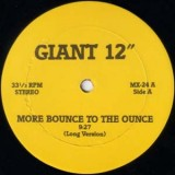 Zapp / One Way - More Bounce To The Ounce / Cutie Pie 12''